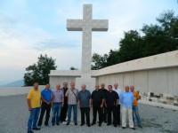 Crkva hrvatskih mucenika i veterani Domovinskog rata